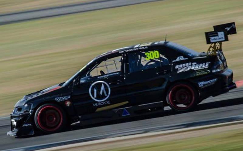 Open Class - Aus Time Attack